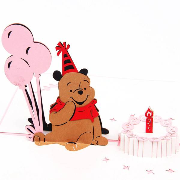 8 Year Exporter Custom Greeting Card Printing -