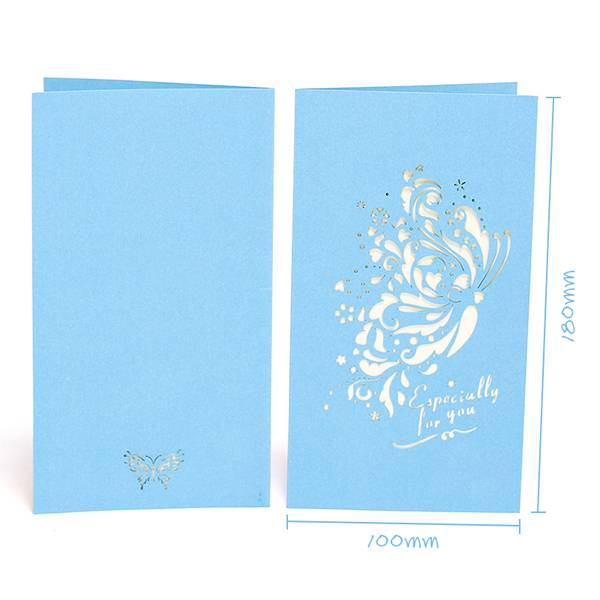 China OEM Wedding Invitation Card Luxury -