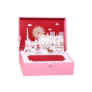 Cheap wholesale wedding party candy chocolate gift box