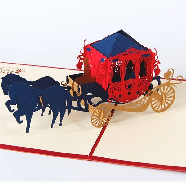 OEM China Latest Wedding Card Designs -