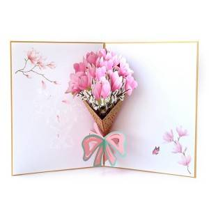 Renewable Design for Pop Up Valentine Cards -