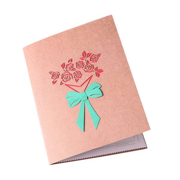 Special Price for Pop Up Book - Flower Pop Up  Greeting Card with Envelopes for All Occasions – Jiujv