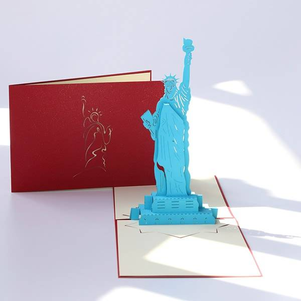 Best-Selling Paper Flower Card -