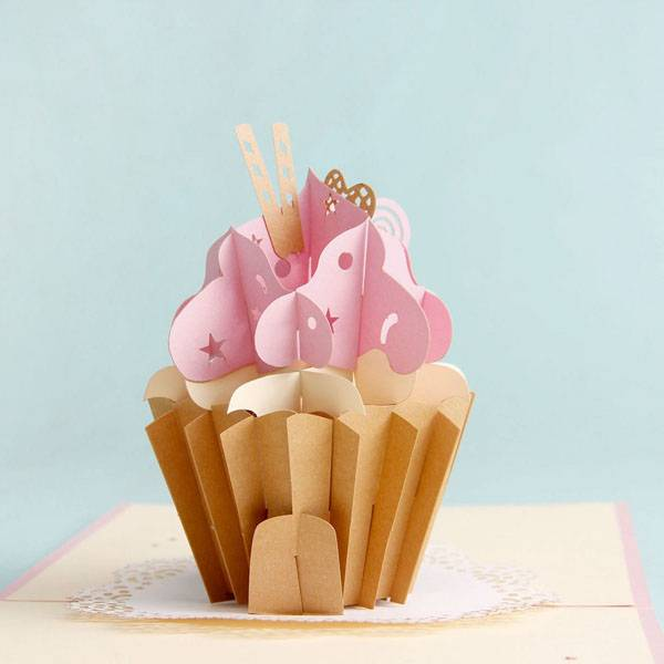 OEM Supply Thanksgiving Greeting Cards -