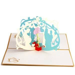 3D Pop Up Greeting Cards for Mom's Birthday