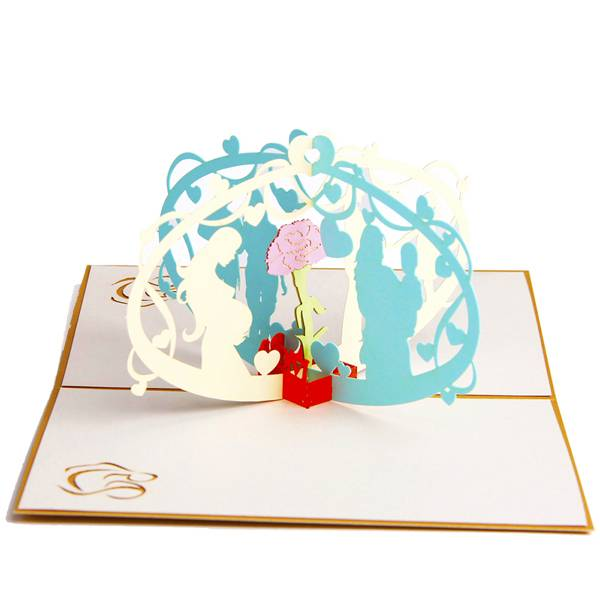 Cheap price Wedding Card -