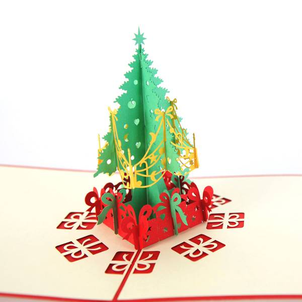 Cheapest Factory Cherry Blossom Pop Up Card -
