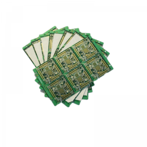 Heavey Copper PCB Board With Gold finish