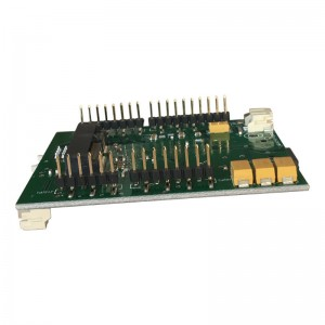 Personlized Products Pcba Service Pcb Assembly -  OEM PCBA Assembly With Connector – Hengda
