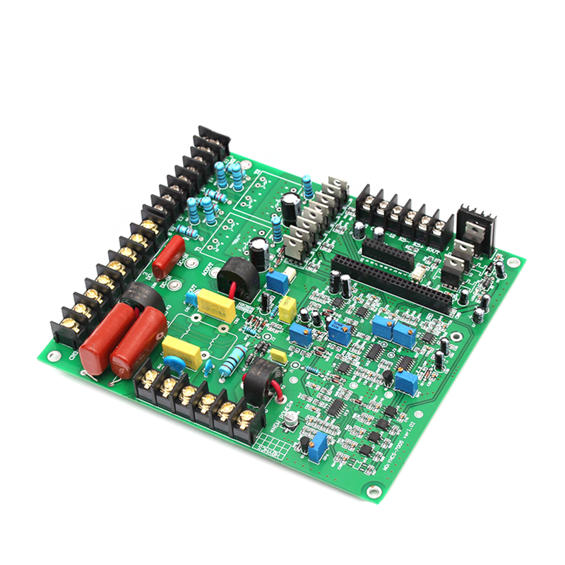 Wholesale Price China Aluminum Shell - One Stop Solution PCB Assembly Service Manufacturer  – Hengda