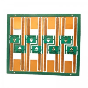 Hot sale Power Bank Pcba - Rigid-Flex PCB  – Hengda