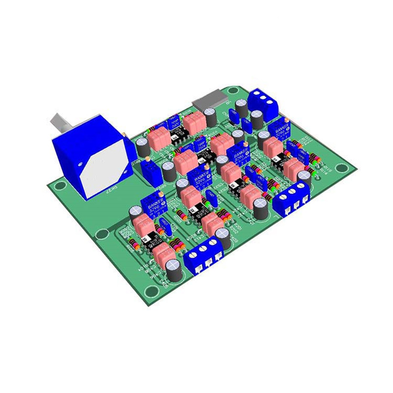 Special Design for Power Supply Pcba - Rapid Schematic Electronic PCB Design Development And Assembly  – Hengda