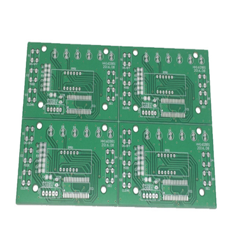 2019 Good Quality Industry Control Board - PCB Prototype FR4 Double layer Board – Hengda
