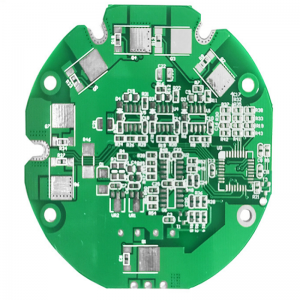 Custom fr4 94v0 2 layer pcb