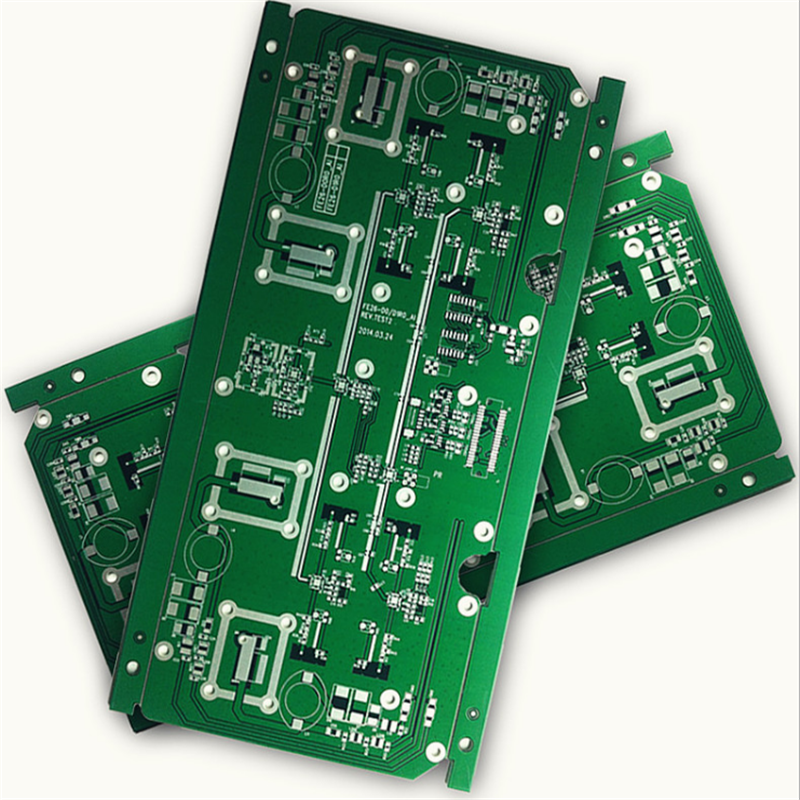 Best quality Rigid Pcb Board - PCB Prototype FR4 Double layer Board – Hengda
