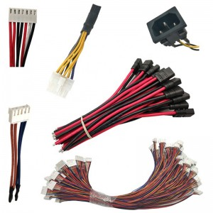 Hot New Products Pcba Board - 1007#26 XH Wiring Harness and Wire Harness withTerminals – Hengda