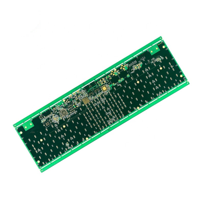 High Quality Bom Gerber Files Multilayer Pcb – High Frequency Circuit Board  – Hengda