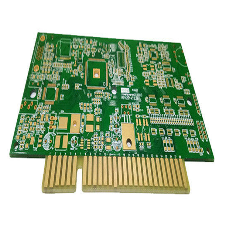 Fast delivery Pcb Pcba Design Assembly - High Density PCB Board  – Hengda