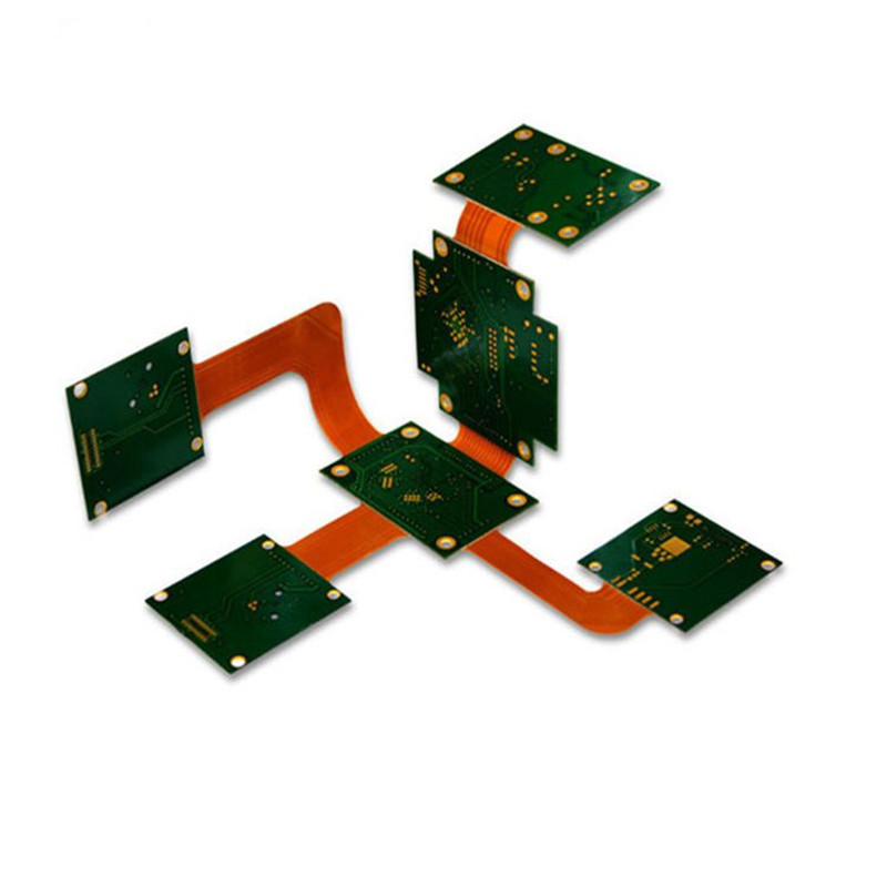 Special Design for Power Supply Pcba - Custom Polyimide FPC Rigid Flex PCB – Hengda Featured Image