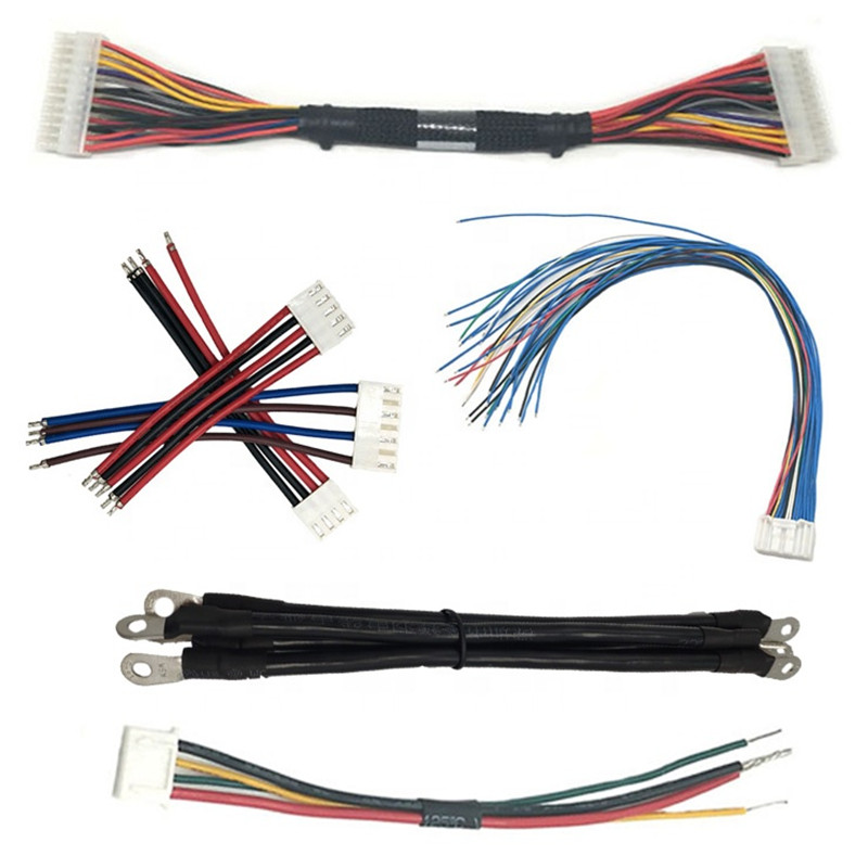 Wholesale Dealers of Electronics Manufacturing Service - 1007#26 XH Wiring Harness – Hengda