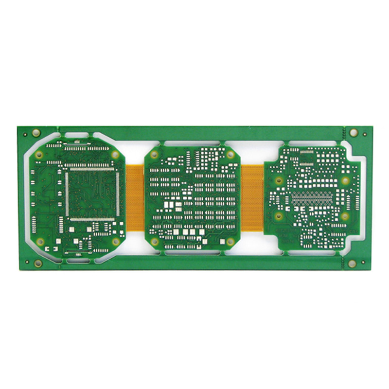 Good Quality Flex Pcb Assembly - FR4 Rigid Board Connect With Flex PI Board  – Hengda