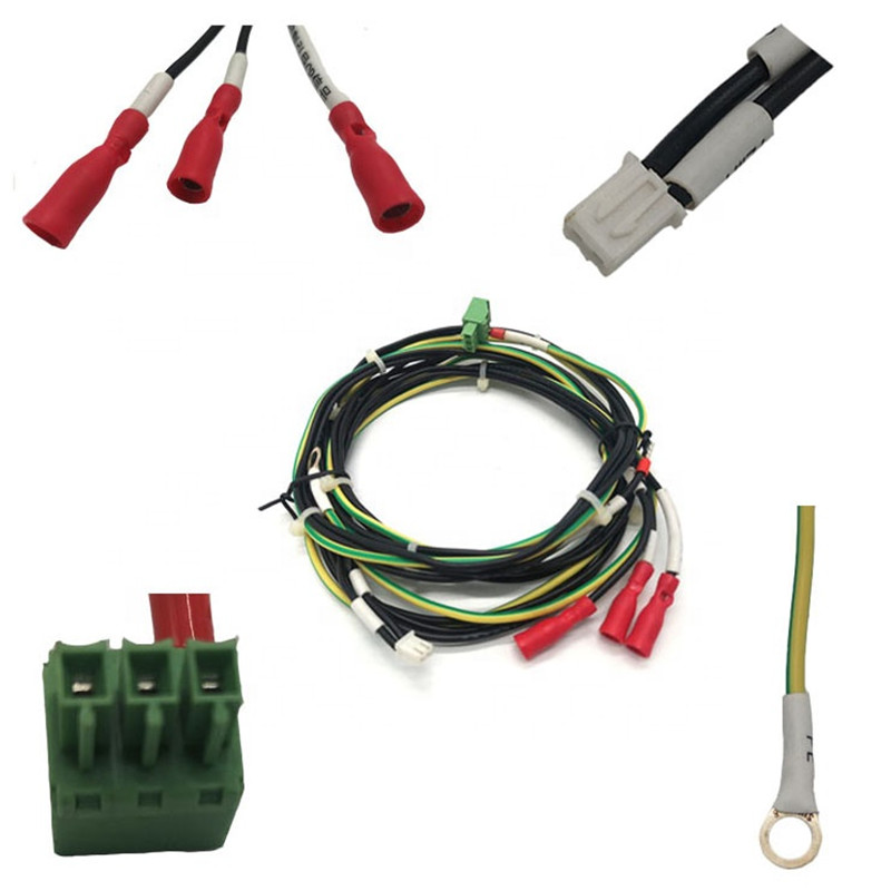 OEM China Fr-4 Pcb Assembly - BVR Square Cable With Auto Wire Harness and Wiring Harness Charging  – Hengda