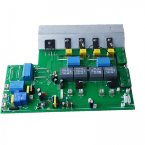 Power Drive PCBA Board With Heat Sink