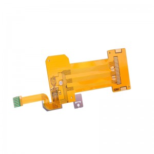 Top Suppliers Jst Cable Assembly - Electronic Polyamide Flex Connector PCB Manufacturer – Hengda