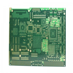 Printed Circuit Board Prototype 4 layer  in 48hours