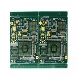 FR-4 TG170 Rigid Circuit Board PCB