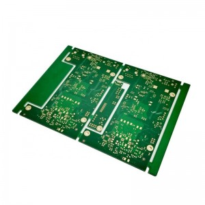 2019 China New Design Double Layers Pcb Board - 6 Layer Blind via PCB Board  – Hengda