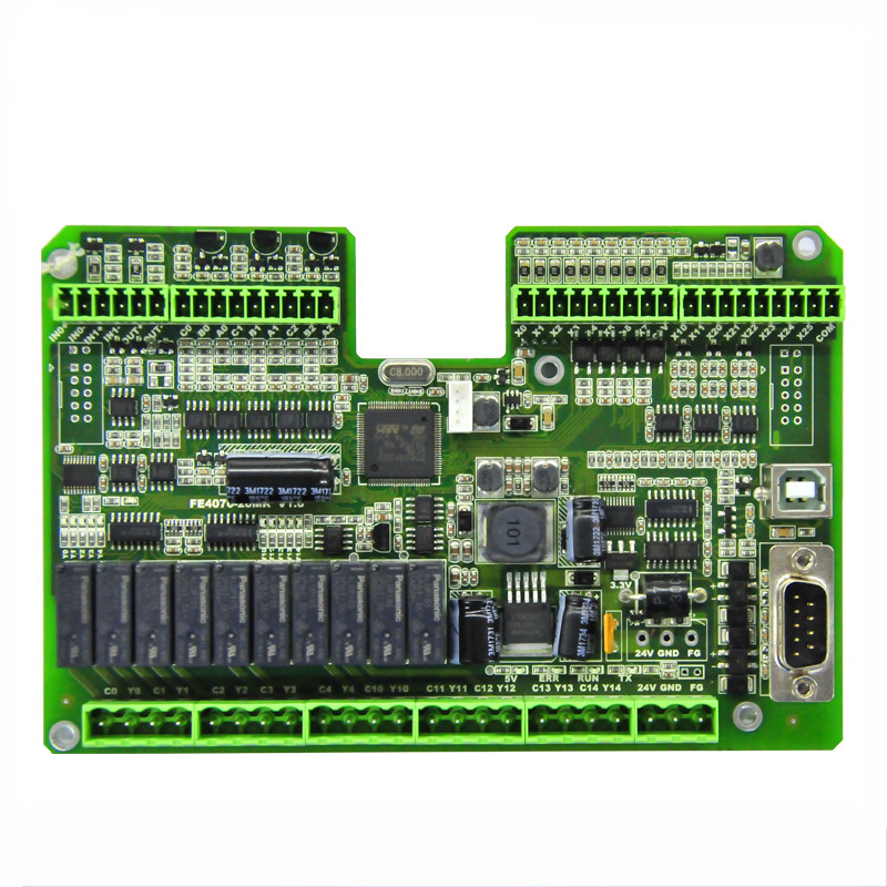 Online Exporter Pcb Assembly Led - EMS Turnkey Service Electronics PCBA  – Hengda detail pictures