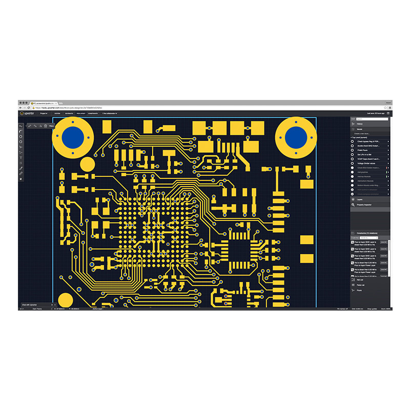 New Arrival China Pcb Reverse Engineering –  Industrial Battery Charger Pcb Board Design and Development  – Hengda