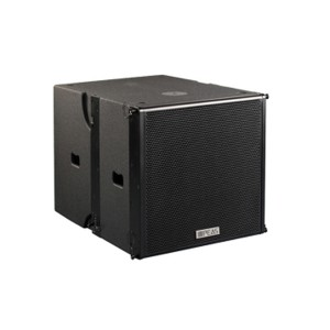 "PA-8SUB 18""  linear subwoofer (Passive/active with processor)"