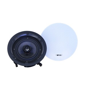 CCS20 20W/8Ω ABS Coaxial Ceiling speaker