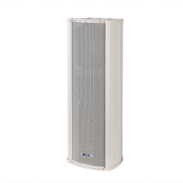 New Fashion Design for 80w Amplifier Speakers - TS180 80W Aluminum Waterproof Column Speaker – Q&S detail pictures