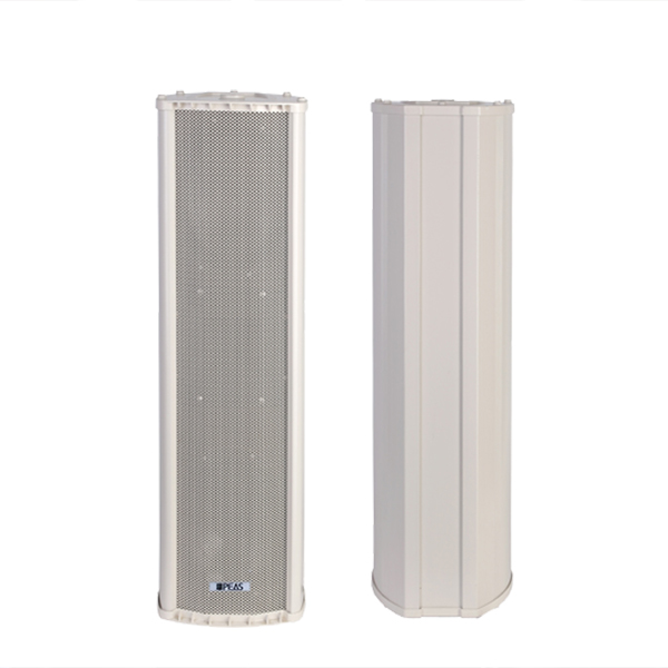 OEM Manufacturer Ceiling Speaker - TS160 160W Aluminum Waterproof Column Speaker – Q&S detail pictures