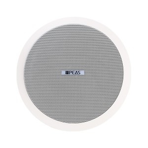 "CS615 30W 8"" ABS Coaxial Ceiling speaker"