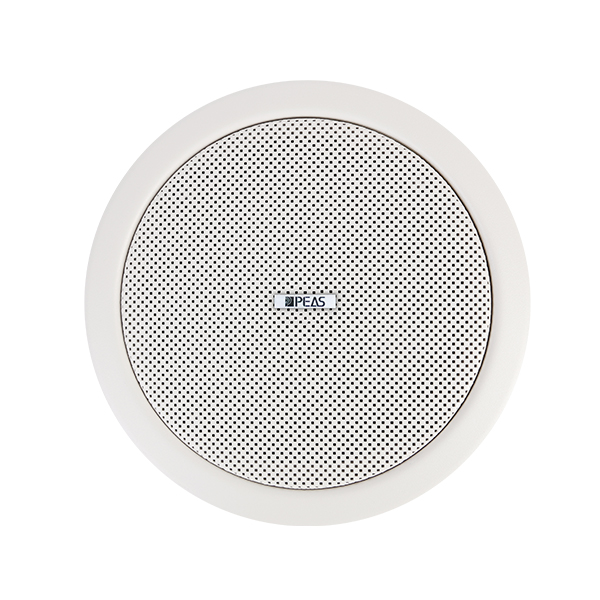 Professional China 5000 Watts Amplifier - CS610 6.5″ 6W Ceiling speaker  – Q&S detail pictures