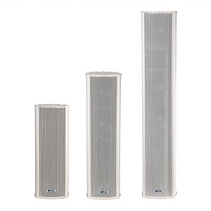 TS180 80W Aluminum Waterproof Column Speaker Picture Show