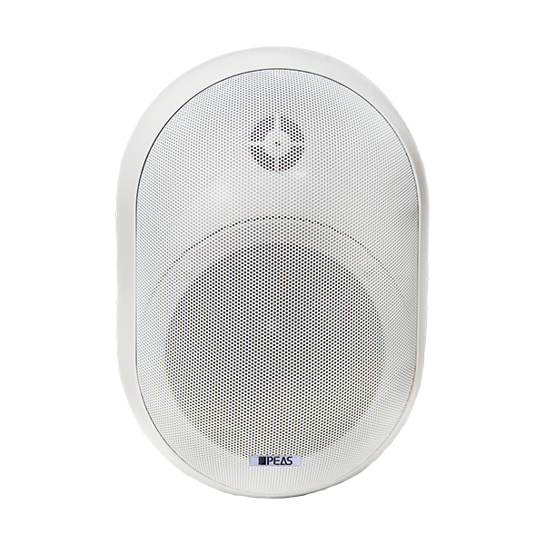 Wholesale Dealers of Wall Mount Tower Speakers - WS860 60W/8ohm Wall-mount round speaker with power tap – Q&S detail pictures