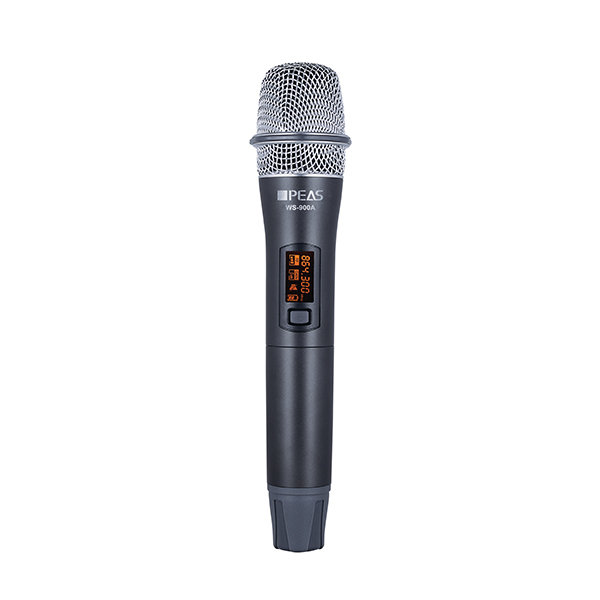 Discount wholesale Power Mixer Audio Max - WS-900 series Wireless Microphone Systems – Q&S detail pictures