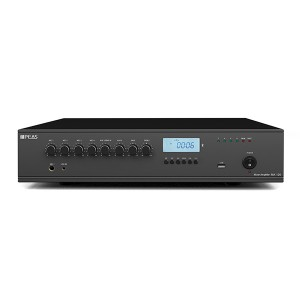 MA120 120W Mixer Amplifier with 4MIC/2AUX