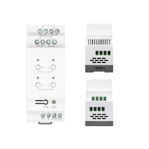 C02 2CH Curtain Controller Picture Show