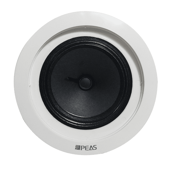"China Gold Supplier for Cable Amplifier - CS-506 4.5"" 1.5W/3W/6W Ceiling Speaker  – Q&S detail pictures"