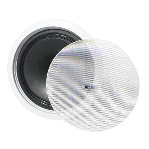 "CS-606 6"" 6W Metal Ceiling Speaker"