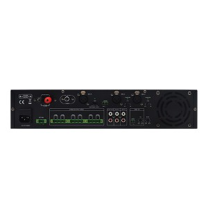 MA-660 60W Bass and treble tone control for better sound quality control