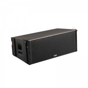 "PA-12A 12"" Linear Array Speakers (Passive/Active With Processor)"