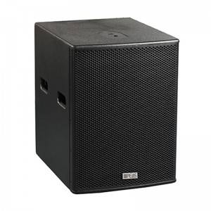"PA-12BA  12"" 300W Subwoofer (Active With Processor) Picture Show"