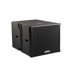 PA-6SUB 15 '' Linear Subwoofer (Passive/Active With Processor)""
